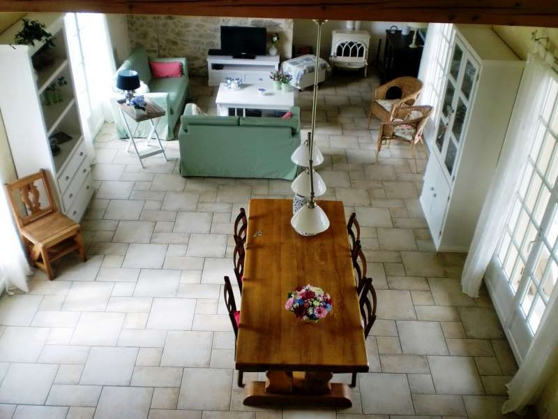 Woonkamer vanaf mezzanine