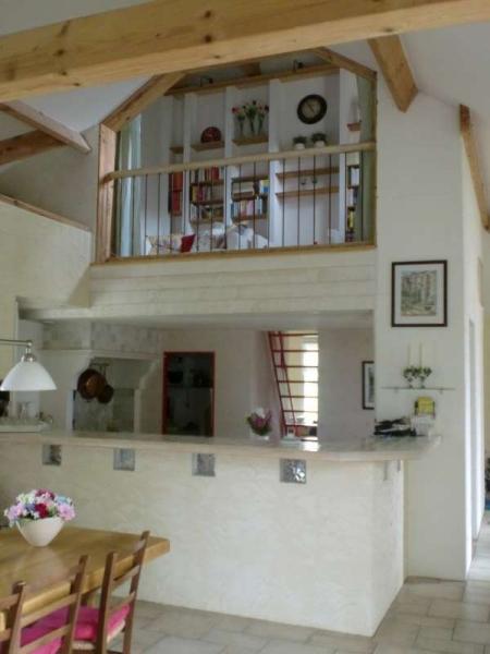 In en om het huis la tour des abeilles - Huis mezzanine ...